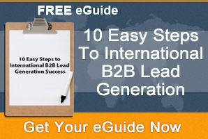 10 easy steps to international B2B lead generation